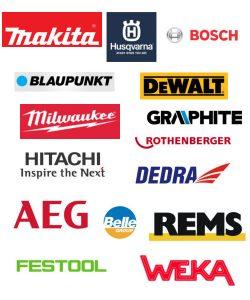 Naprawiane marki