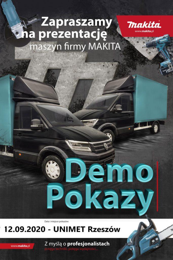 Demobus Makita Rzeszów