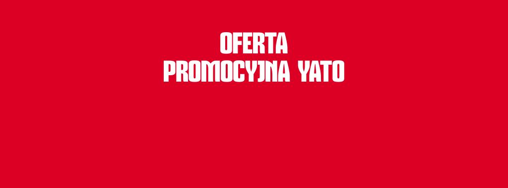 Promocja szafki serwisowej z narzędziami YATO (177 części) YT-55300
