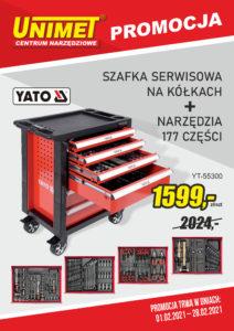 Promocja YATO