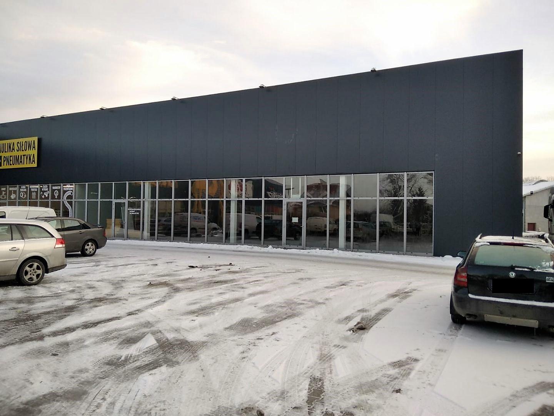 Unimet Mielec Plaza 2