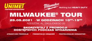 Milwaukee Tour 2021