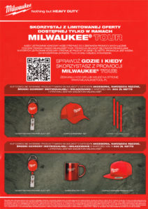 Milwaukee Tour 2021 Unimet